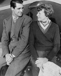Amelia Earhart <br>& Cary Grant