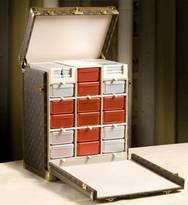 Louis Vuitton First Aid Kit - Interior