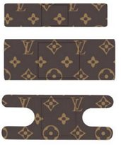 Louis Vuitton Band Aids