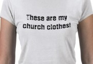 The What to Wear to Church Debate