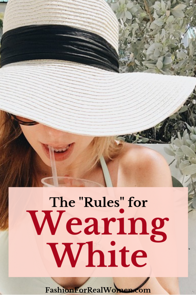 "The ""Rules"" for Wearing White"