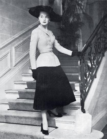 "Dior's ""New Look"" 1947"
