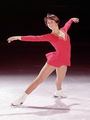 Dorothy Hamill, 1976