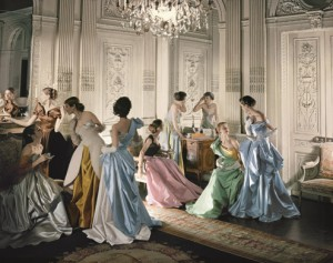 Charles James Ball Gowns photographed by Cecil Beaton, 1948
