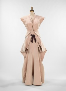 Charles James Evening Gown 1945