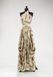 Charles James Evening Gown 1946