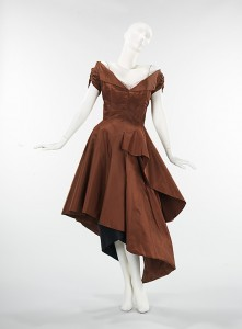 Charles James Cocktail Dress, 1950