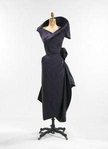 Charles James Cocktail Dress, 1952