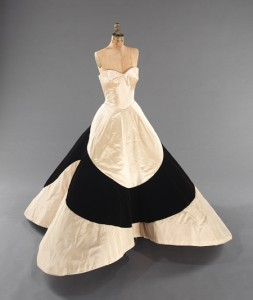 "Charles James ""Clover Leaf"" Gown, 1953"