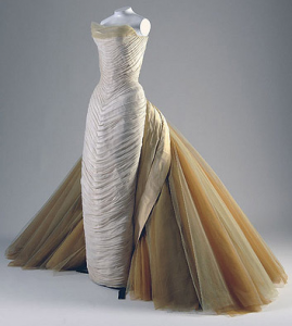 "Charles James ""Butterfly Dress,"" 1955"