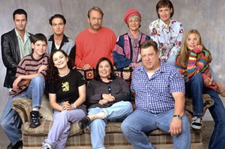 The Cast of Rosanne
