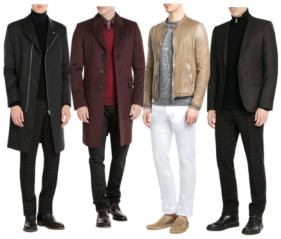Men's Fashion Attire