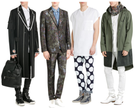 Men's Trendy Fashion Attire