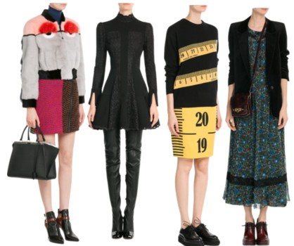 Women's over-the-top fashion
