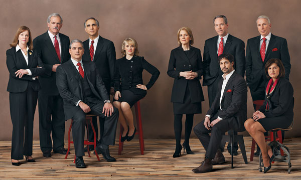 The 50 Most Powerful People in Boston