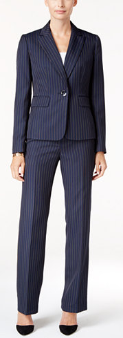 Pinstripes for business