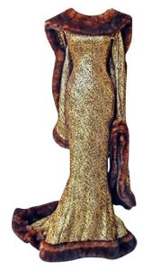 Thierry Mugler Haute Couture Medieval Gown