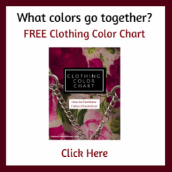 Click to get our FREE Clothing Color Chart