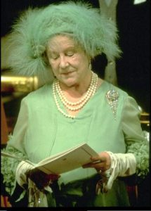 The Queen Mother, 1980s