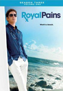 Royal Pains DVD