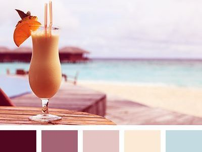 Great Summer Color Combinations