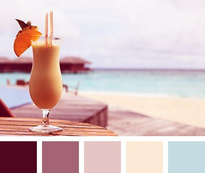 Great Color Combinations for Summer