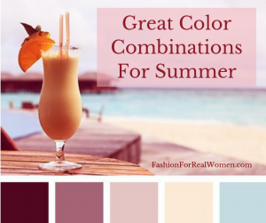 Color Combinations for Summer