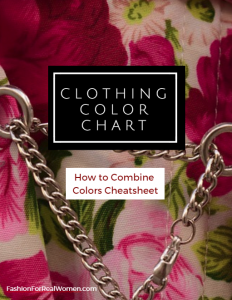 Clothing Color Combinations