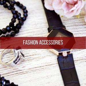 Fashion accessories for women