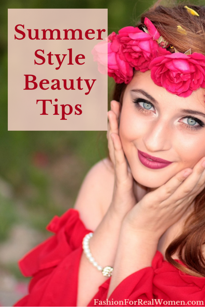 Summer Style Beauty Tips