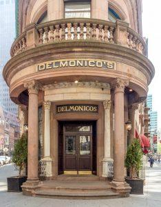 Delmonico's opened in 1837