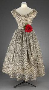 Christian Dior, 1953