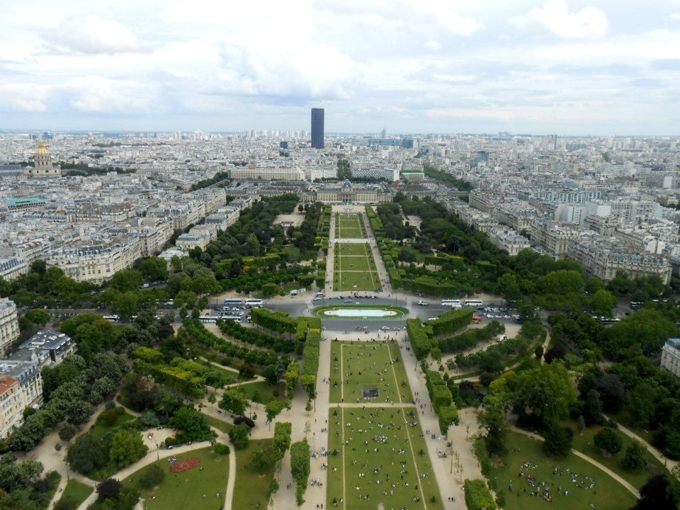 Tuileres Garden, Paris