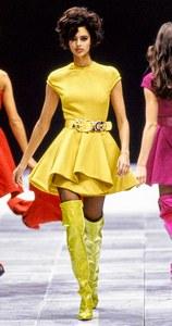 Versace, Fall 1991