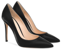 Gionvita Rossi Black Pumps