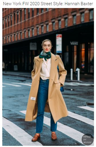 Style du Monde NYFW