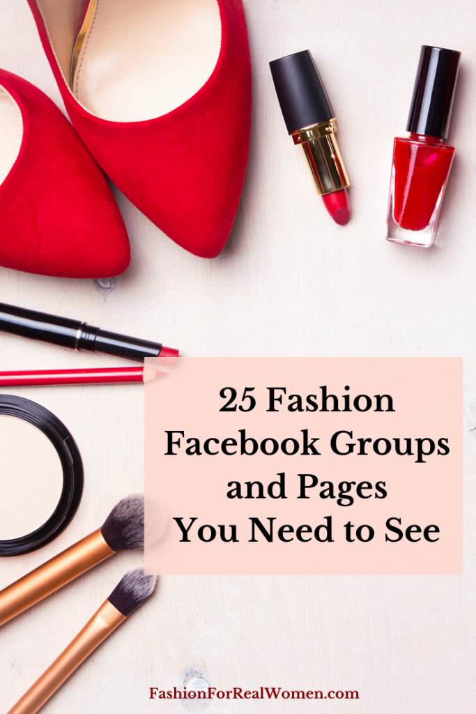 25 Fashion Facebook Groups and Pages You Need to See