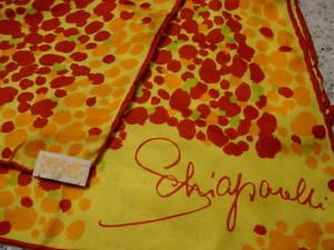 Vintage Schiaparelli Scarf on eBay