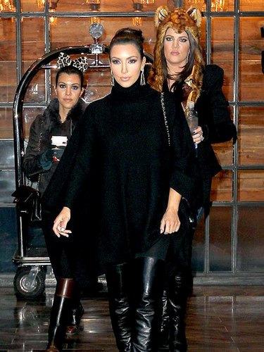 The Kardashian Sisters