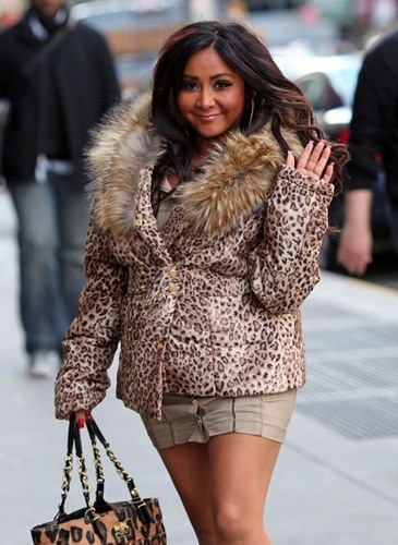 Snooki in New York