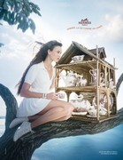 Hermès summer ad