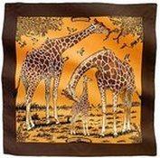 Hermès giraffe scarf