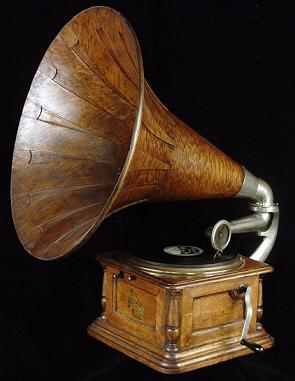 Put a sock in the phonograph