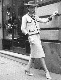 Chanel, 1950's