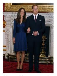 Prince William and Kate Middleton, November 2010