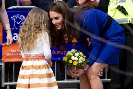 Kate Middleton, Role Model