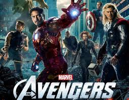 The Avengers (Paramount, 2012)