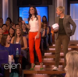 "Bethenny Frankel on ""The Ellen Show"""