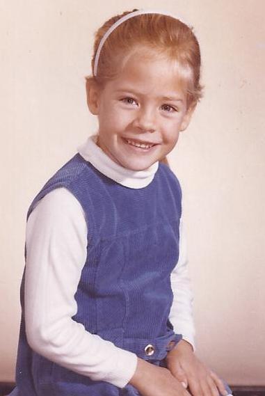 Diana, Age 5