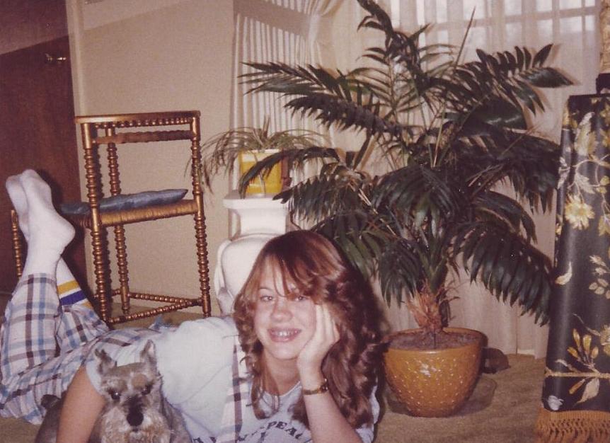 Diana, Age 13